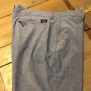 Quicksilver 'Amphibian' Blue size 40 shorts